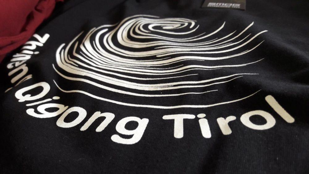 Siebdruck Qigong Tirol